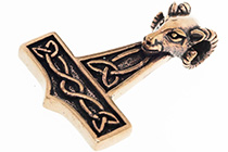 Kategoriebild Vikings Schmuck Anhänger Thorshammer