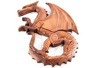 Kategoriebild Viking & Celtic Wandschmuck Drachen