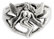 Ring ~ FEYA ~ Kleiner Elfenring - Silber - Windalf.de