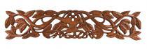 Celtic Vintage Wanddeko ~ AILA ~ 70 cm - Lebensbaum Holz-Ornamentik - Weltenesche Wandrelief - Handarbeit - Windalf.de
