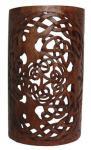 Celtic Wandleuchte ~ YGGDRASIL ~ h: 48 cm - Lebensbaum - Handarbeit aus Holz - Windalf.de