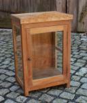 Keltische Holz Glas-Vitrine ~ NORVID ~ h: 65 cm - Schaukasten - Handgearbeitetes Unikat - Windalf.de