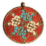 Anhänger ~ CIARA ~ Orientalisches Mittelalter - Bronze - Windalf.de
