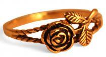Ring ~ IÔNA ~ Zauberhafte Rose - Bronze - Windalf.de
