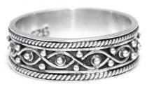 Ring ~ SINIA ~ Elfenglück - Silber - Windalf.de
