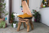 Hobbit Sessel ~ CORA ~ Unikat - Windalf.de